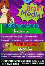 Diseño Gráfico Freelance & Publicidad