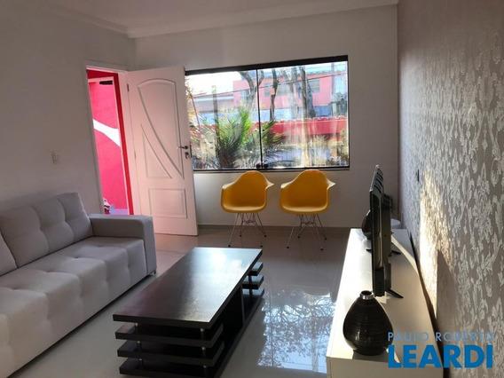 Casa Assobradada - Vila Pires - Sp - 578430