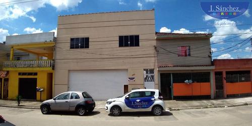 Imagem 1 de 15 de Salão Comercial Para Locação Em Itaquaquecetuba, Parque Piratininga, 4 Banheiros - 210218_1-1765518