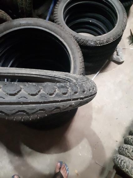 Pneu Bolinha Traseiro Pirelli Original 2.75-18 Mt-15 Mandrak