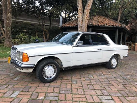 Mercedes-benz 230ce Coupe
