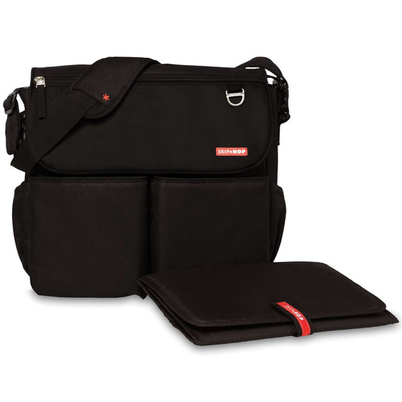 Bolsa Maternidade Diaper Bag Preta Skip Hop Original