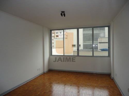 Apartamento Para Venda No Bairro Higienópolis Em São Paulo - Cod: Ja8665 - Ja8665