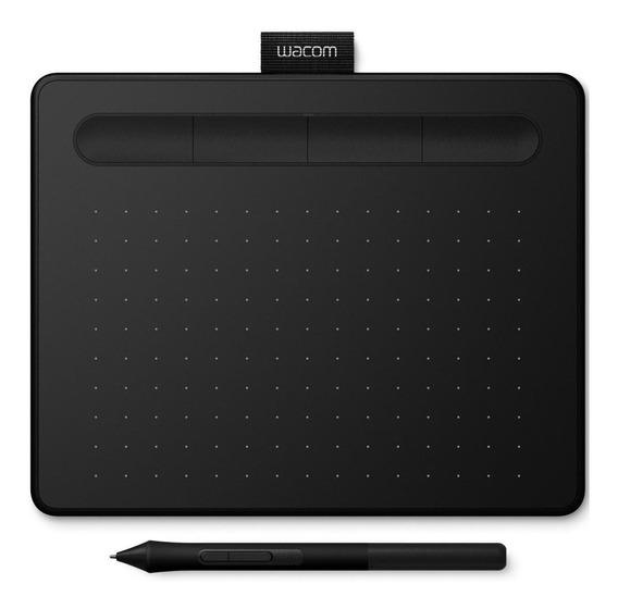 Mesa digitalizadora Wacom Intuos S with Bluetooth Black