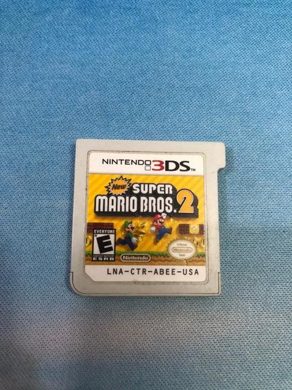 Jogo Super Mario Bros.2- Nintendo 3ds
