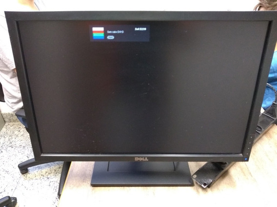 Monitor Dell 22 E2210 No Estado