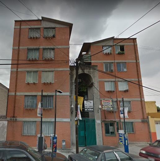 Kg Depto En Remate Bancario Av. Central 110, Tepalcates