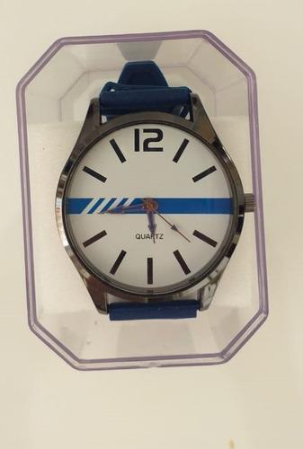 Relógio Masculino Pulseira Borracha