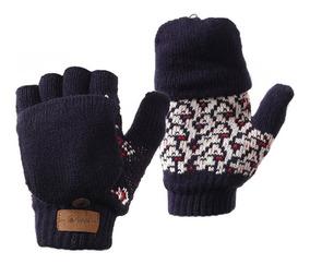 Guantes Niño Mini Nordic Glove Mitts Azul Lippi