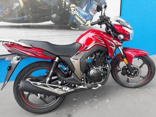 Suzuki Dk 150 2021 Capacete 1°revisão E Ipva Brinde