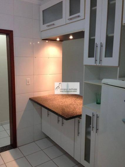 Apartamento Com 2 Dormitórios À Venda, 60 M² Por R$ 240.000,00 - Jardim Novo Mundo - Sorocaba/sp - Ap0243