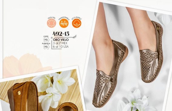 Zapato Oro Viejo 492-15 Cklass Primavera-verano 2020