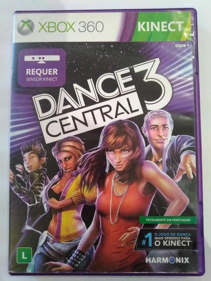 Dance Central 3 - Xbox 360 - Mídia Física
