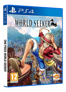 One Piece World Seeker Juego Ps4