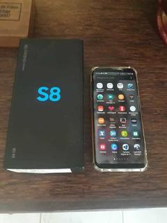 Samsung Galaxy S8 64gb Seminovo Leia Toda Descrição