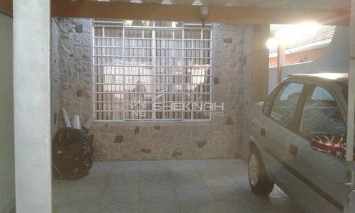 Casa Comercial - Campo Belo - Ref: 20644 - V-20644
