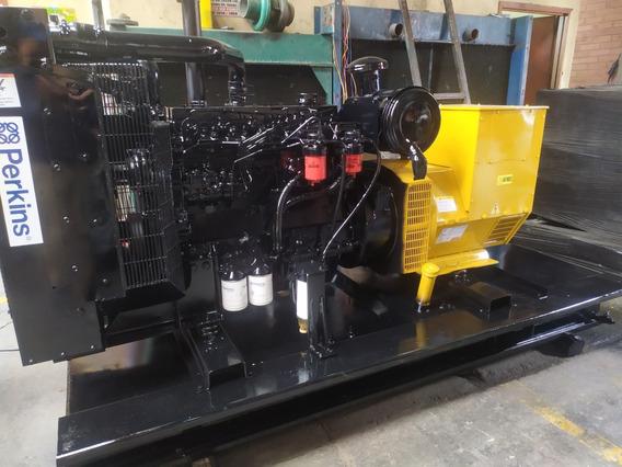 Planta Eléctrica Diesel Perkins 160 Kva
