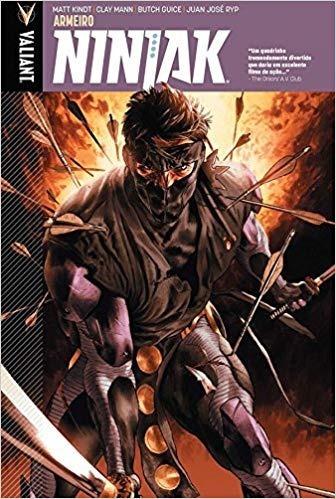 Ninjak - Volume 1 - Kindt Matt