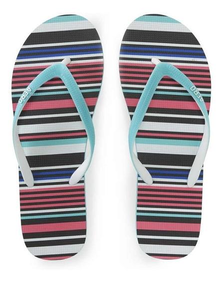 Sandalias Aeropostale Aero-stripe Flip-flop