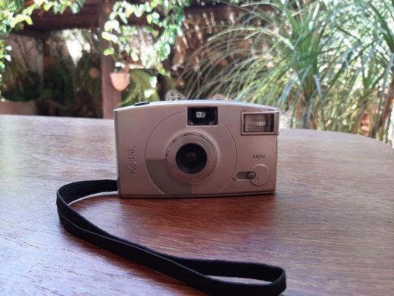Câmera Antiga Kodak Compacta