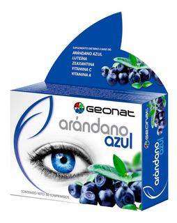 Geonat Arandano Azul Suplemento Dietario X 60 Comprimidos
