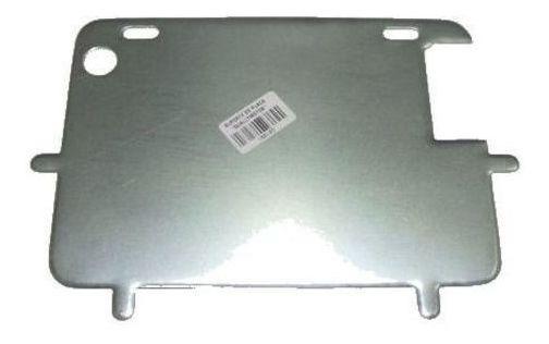 Protetor Suporte Placa Moto Padrão Mercosul - Aço 20cm X17cm