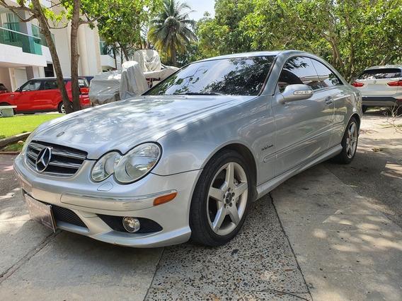 Mercedes Benz Clk550 Automatico Modelo 2007