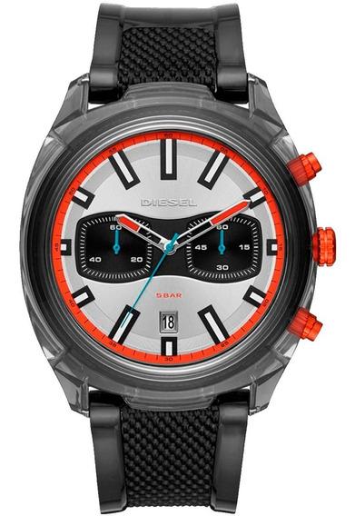 Relógio Diesel Masculino Tumbler Dz4509/8cn