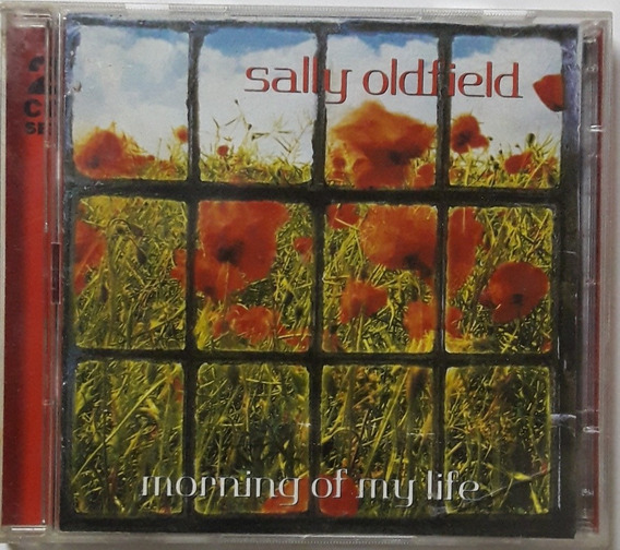 Sally Oldfield Cd Doble Morning Of My Life 1997 Original