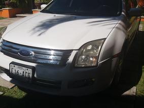 Ford Fusion Sel V6 Piel At Sin Golpes Y Sin Rayones