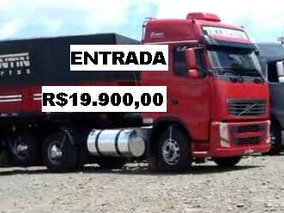Volvo Fh 440 6x2 Ano 2012 Bitrem