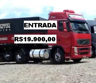 Volvo Fh 440 6x2 Ano 2012 Bitrem
