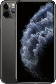 iPhone 11 Pro Max 64gb Space Gray Nuevo Apple