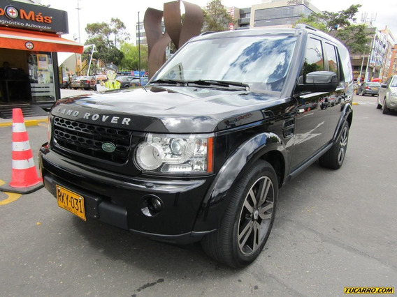 Land Rover Discovery 4 Hse 5.0 Tp Full Equipo