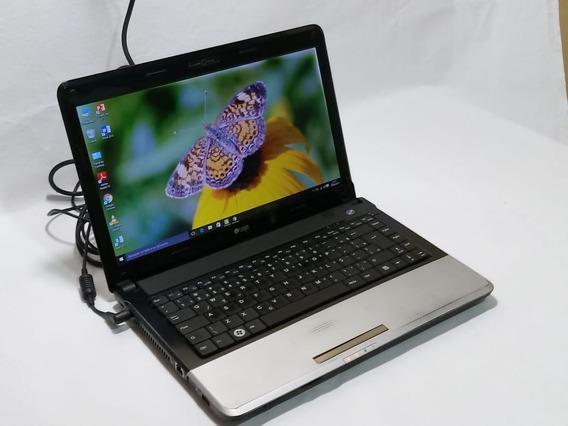 Notebook Pentium Dual Core 4gb Memória Hd 320gb