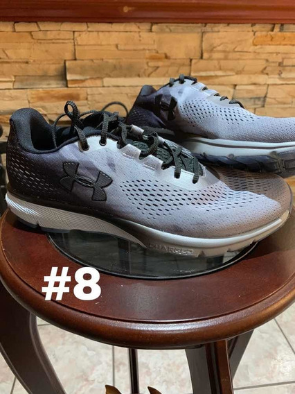 Tenis Under Armour Charged Patriot