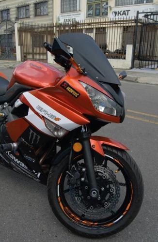Moto Kawasaki Ex 650 Cbf Modelo 2011-llamar Al 3209020045