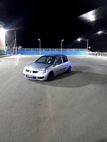 Renault Clio 2008 1.6 16v Expression Hi-flex 5p