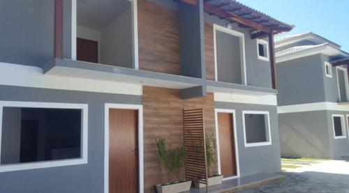 Imagem 1 de 9 de Fam759 Ótima Casa Com Churrasqueira E Suíte No Condado!