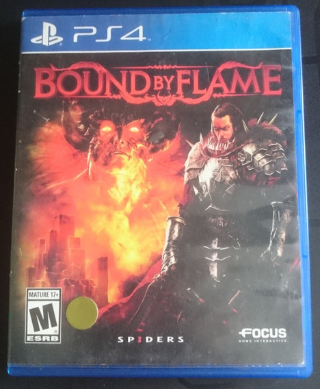 Bound By Flame - Ps4 Midia Fisica