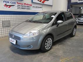 Fiat Punto 1.4 Elx Flex 5p Ano 2009/2010 (8288)