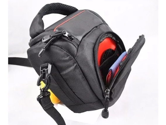 Bolsa Case Bag Nikon D3200 D3300 D3400 D5300 D5400 D5500 D40