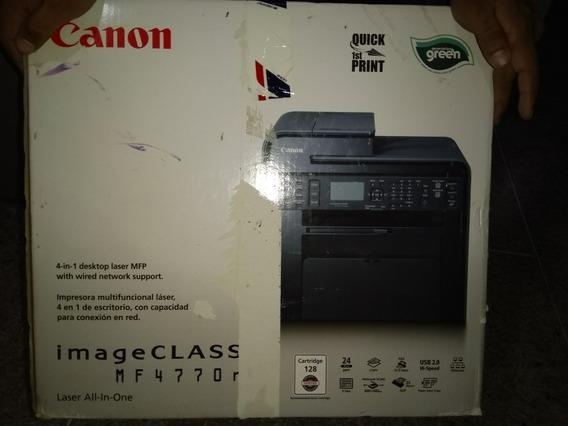 Fotocopiadora Canon Imagen Class Mf4770