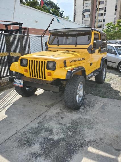 Jeep Wrangler Restaurado Motor Nuevo 3.0