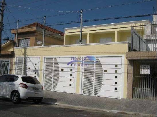 Sobrado Com 2 Dormitórios À Venda, 115 M² Por R$ 450.000,00 - Jardim Vila Formosa - São Paulo/sp - So0096