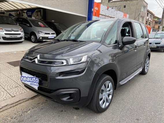 Citroën Aircross 1.6 Start Manual