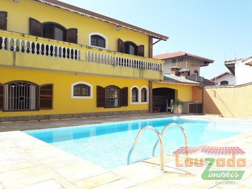 Imagem 1 de 15 de Sobrado Para Venda Em Peruíbe, Jardim Barra De Jangada, 7 Dormitórios, 3 Suítes, 2 Banheiros, 8 Vagas - 2443_2-893393