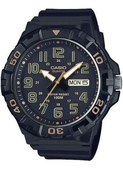 Relógio Casio Masculino Standard Mrw-210h-1a2vdf