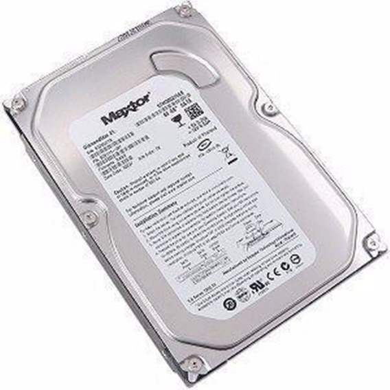 Hd Sata Maxtor 80gb 7200 Rpm Para Desktop 3,5