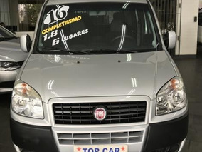 Fiat Doblo Essence 1.8 2016 - Mensais De R$ 999,00